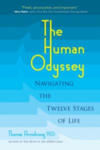 photo of my book The Human Odyssey
