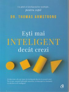 cover of Romanian translation of my book You're Smarter Than You Think