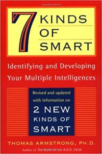 the cover of 7 Kinds of Smart